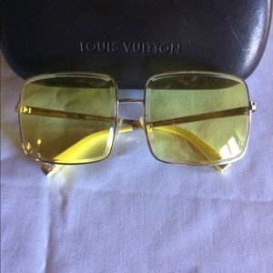 Authentic Louis Vuitton Limited Edition Sunglass